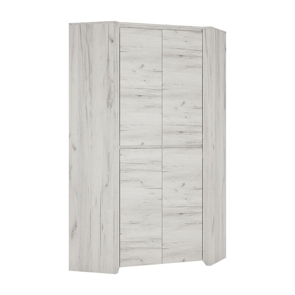 Angel Corner Fitted Wardrobe - Alidasa