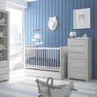 Angel 1 Door 3 Drawer Chest - Alidasa