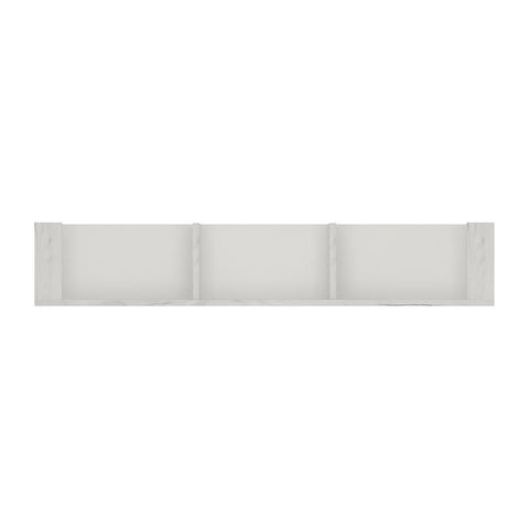 Angel 118.7cm Wall Shelf - Alidasa
