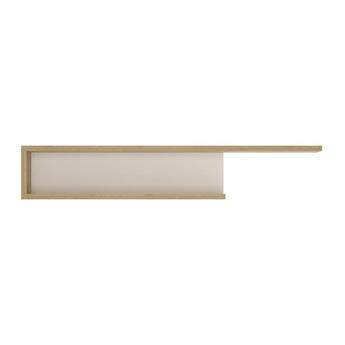 Lyon 140cm wall shelf - Alidasa