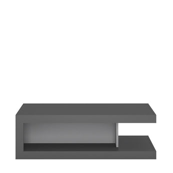 Lyon Designer coffee table on wheels - Alidasa