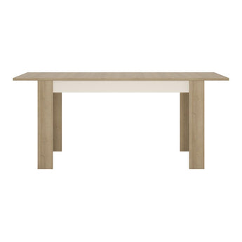 Lyon Medium extending dining table 140/180cm - Alidasa