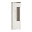 Toledo 1 door display cabinet (RH) - Alidasa