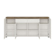 Toledo 4 door 2 drawer sideboard - Alidasa