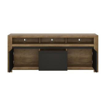 Havana 2 door 1 drawer TV unit - Alidasa