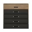 Monaco 5 drawer chest - Alidasa