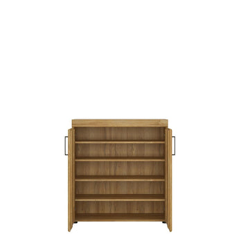 Cortina 2 door shoe cabinet - Alidasa