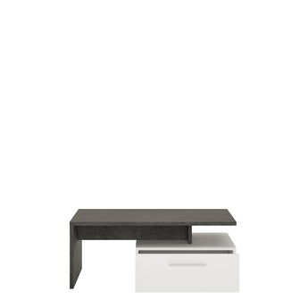 Zingaro 2 drawer coffee table - Alidasa