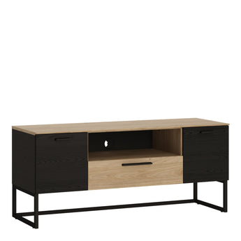 Cordoba TV Unit - 2 Doors 1 Drawer 1 Shelf - Alidasa