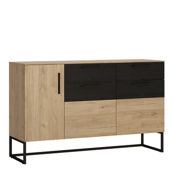 Cordoba Sideboard - 3 Doors 2 Drawers - Alidasa