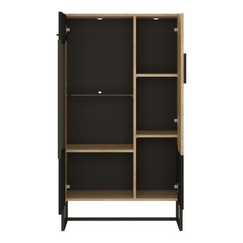 Cordoba Display Cabinet - Low & Wide - Alidasa