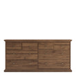 Paris Chest of 8 Drawers in Walnut - Alidasa