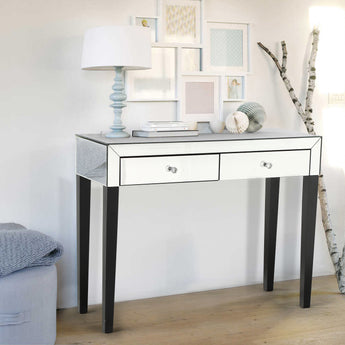 Augstina Dressing Table 2 Drawer alidasa.myshopify.com