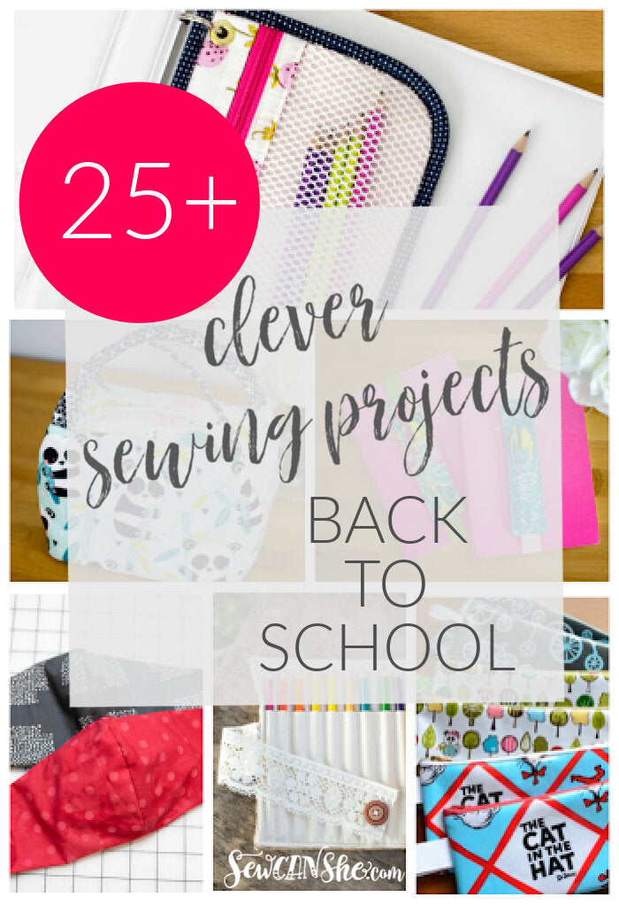 25+ Clever Projects for Back to Work/School