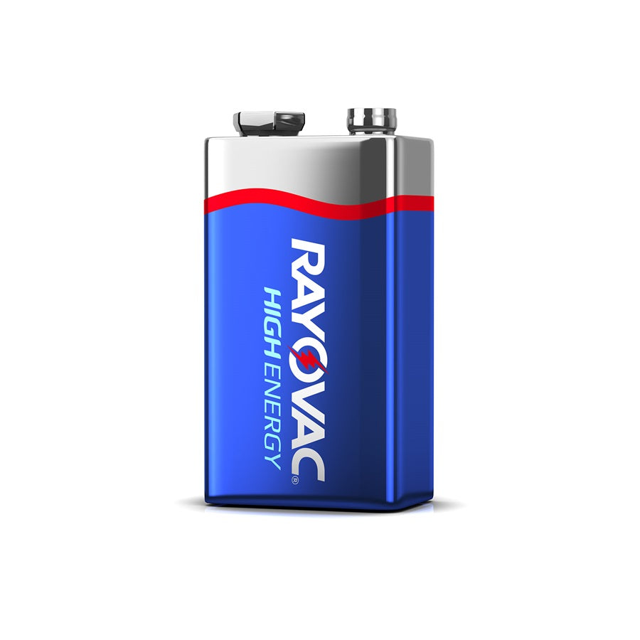 Rayovac 9vt Batteries - 72ea/cs