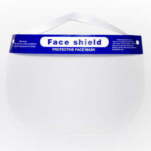 Face Shield Protective Face Mask (10pk)