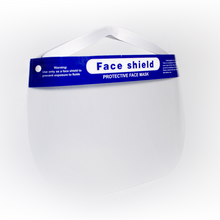 Load image into Gallery viewer, Face Shield Protective Face Mask (10pk)