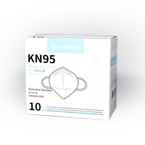 KN95 Respirator (Non-medical) 10 Pack