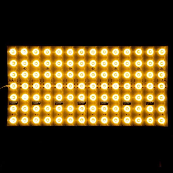 Environmental Lights LumenMax 160 Degree LED Light Sheet - 2,700K - 14 x 7 LEDs from OnSetLighting.com
