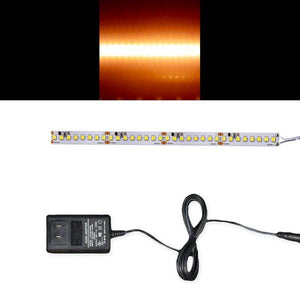 Environmental Lights High Efficacy 2835 LED Strip Light - 2,700K - 160/m - CurrentControl - Sample Kit from OnSetLighting.com