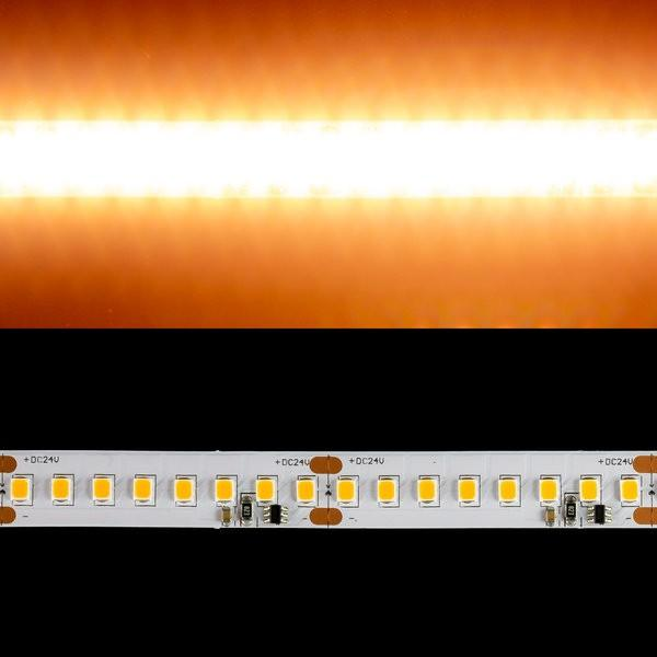 Environmental Lights TruColor 2835 LED Strip Light - 2,700K - 160/m - CurrentControl - 5m Reel from OnSetLighting.com