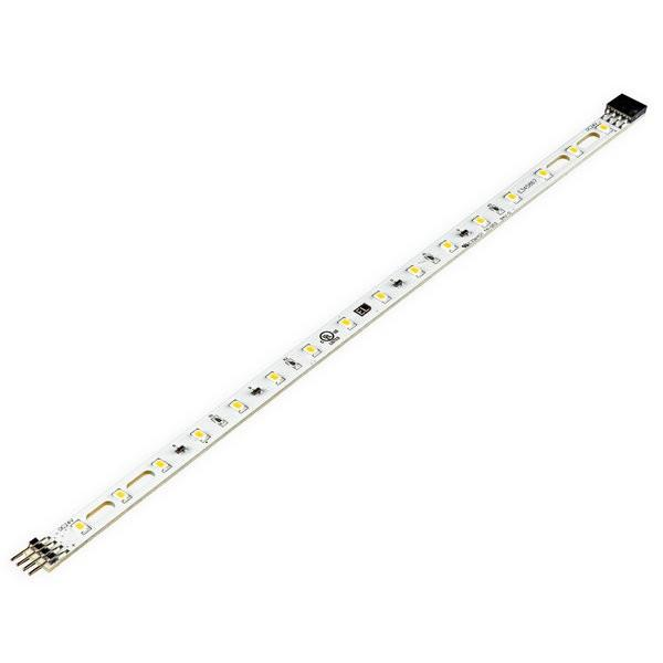 Environmental Lights Customizable Shelf Light Bar - 4,000K - 16 LEDs - 280mm from OnSetLighting.com