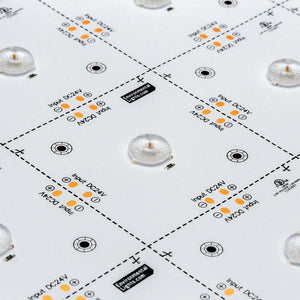 Environmental Lights Performance 160 Degree Modular LED Light Sheet - 6,000K - 6 x 3 LEDs from OnSetLighting.com