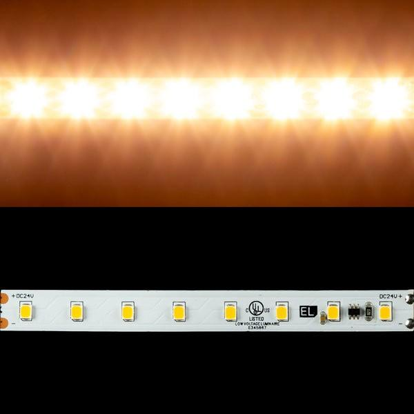 Environmental Lights High Efficacy 2835 LED Strip Light - 3,000K - 80/m - CurrentControl - 10m Reel from OnSetLighting.com