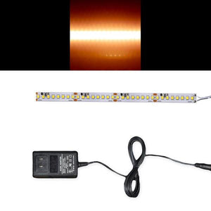 Environmental Lights TruColor 2835 LED Strip Light - 3,000K - 160/m - CurrentControl - Sample Kit from OnSetLighting.com