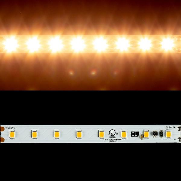 Environmental Lights TruColor 2835 LED Strip Light - 3,000K - 80/m - CurrentControl - 10m Reel from OnSetLighting.com