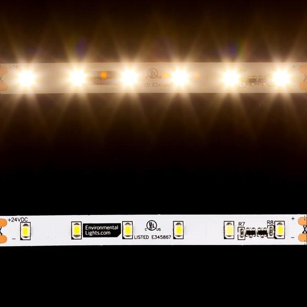 Environmental Lights MaxRun Soft White 2835 CurrentControl LED Strip Light, 60/m, 10mm wide, by the 20m Reel from OnSetLighting.com