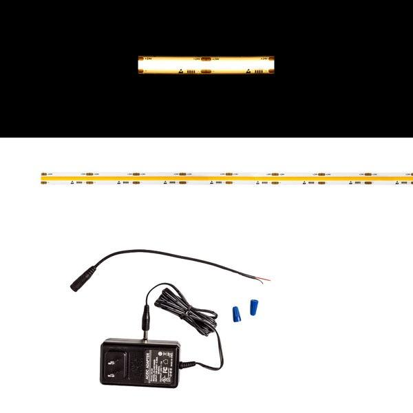 Environmental Lights Continuous LED Strip Light - 3,000K - Sample Kit from OnSetLighting.com