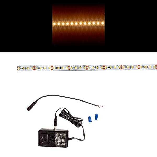 Environmental Lights Performance 2835 LED Strip Light - 3,500K - 120/m - Sample Kit from OnSetLighting.com