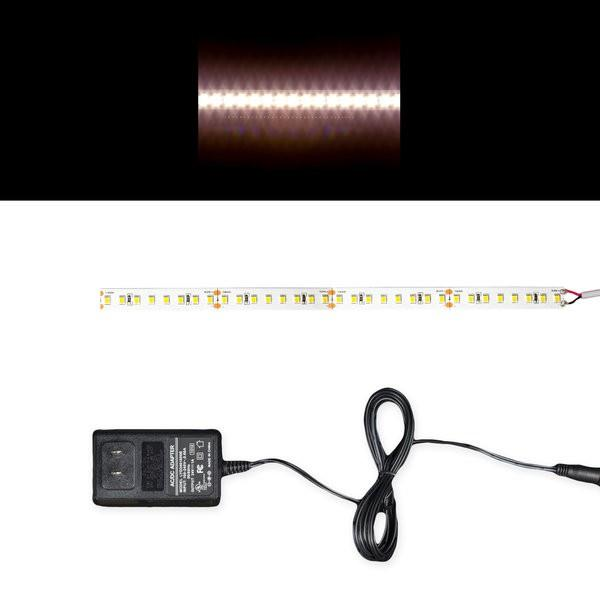 Environmental Lights Performance 2835 LED Strip Light - 4,000K - 128/m - Sample Kit from OnSetLighting.com