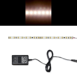 Environmental Lights 4000K 2835 LED Strip Light, 64/m, 10mm wide, Sample Kit from OnSetLighting.com