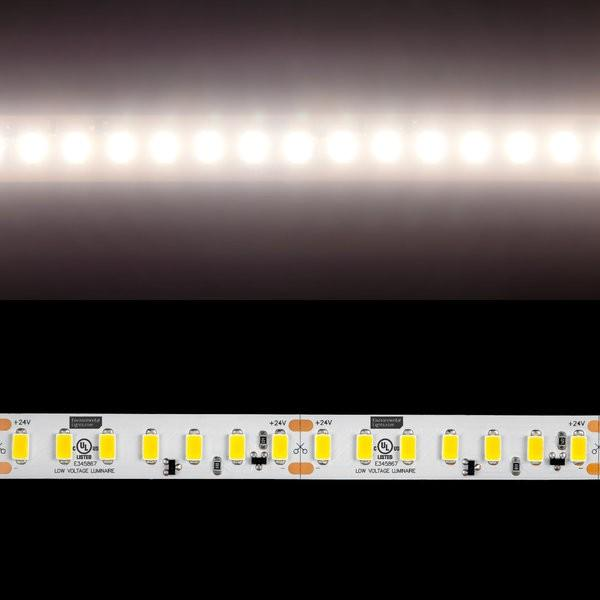 Environmental Lights Neutral White 5630 Single Row CurrentControl LED Strip Light, 126/m, 12mm wide, by the 2.5m Reel from OnSetLighting.com