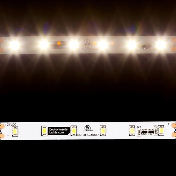 Environmental Lights MaxRun Neutral White 2835 CurrentControl LED Strip Light, 60/m, 10mm wide, by the 20m Reel from OnSetLighting.com
