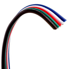 Load image into Gallery viewer, Environmental Lights 5 Conductor wire - 18 AWG cable, by the foot from OnSetLighting.com