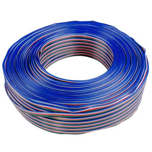 Environmental Lights 5 Conductor wire - 18 AWG cable, by the foot from OnSetLighting.com