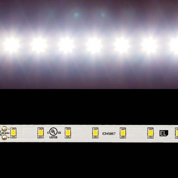 Environmental Lights 5000K 2835 LED Strip Light, 64/m, 10mm wide, by the 5m Reel from OnSetLighting.com