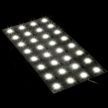 Load image into Gallery viewer, Environmental Lights Performance 160 Degree Modular LED Light Sheet - 5,000K - 8 x 4 LEDs from OnSetLighting.com
