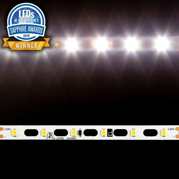 Environmental Lights HyperFlex 2835 LED Strip Light - 5,000K - 60/m - CurrentControl - 10m Reel from OnSetLighting.com