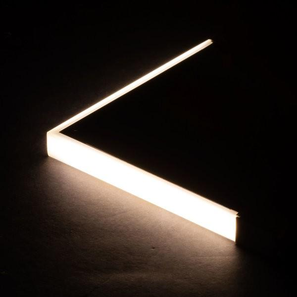Environmental Lights LiteLinks LED Light Bar - 5000K - CurrentControl - Corner Up from OnSetLighting.com