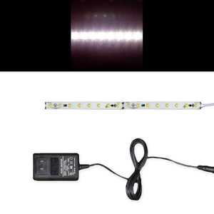 Environmental Lights TruColor 2835 LED Strip Light - 5,000K - 80/m - CurrentControl - Sample Kit from OnSetLighting.com