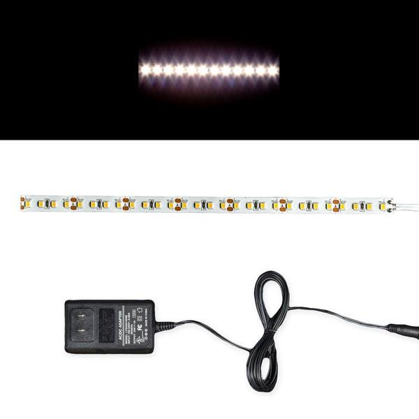 Environmental Lights Performance 2835 LED Strip Light - 5,000K - 120/m - Sample Kit from OnSetLighting.com