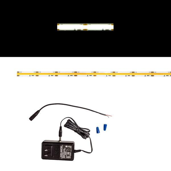 Environmental Lights Continuous LED Strip Light - 5,000K - Sample Kit from OnSetLighting.com