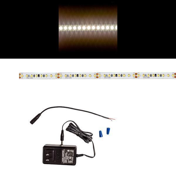 Environmental Lights Performance 2835 LED Strip Light - 5,500K - 128/m - Sample Kit from OnSetLighting.com