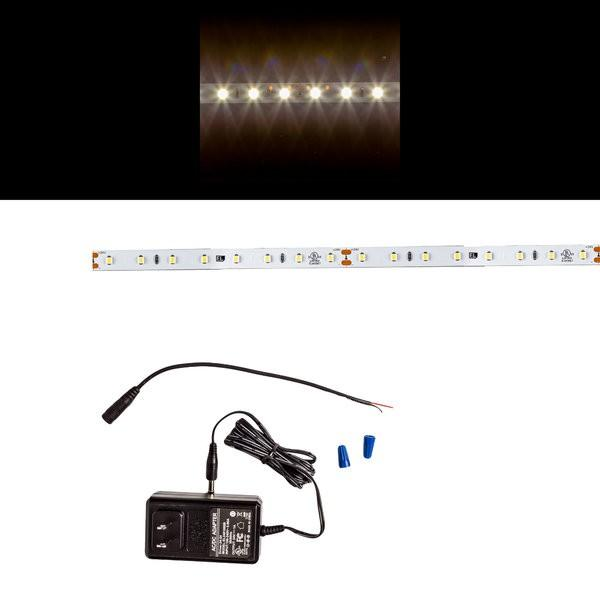 Environmental Lights Performance 2835 LED Strip Light - 5,500K - 64/m - Sample Kit from OnSetLighting.com