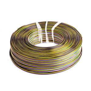 Environmental Lights 6 Conductor wire - 22 AWG cable, by the foot from OnSetLighting.com