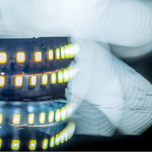 Environmental Lights High Efficacy 2835 LED Strip Light - 6,500K - 160/m - CurrentControl - 5m Reel from OnSetLighting.com